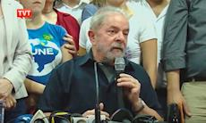 Veja a íntegra da entrevista de Lula sobre ação da Lava Jato