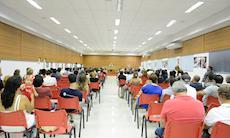 João Pedro Stédile faz palestra no SMetal