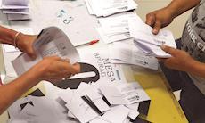 Chapa 1 conquista 91,56% dos votos no primeiro turno