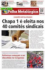 Folha Metalúrgica - Número 857