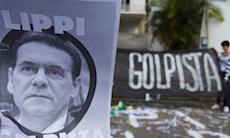 Vitor Lippi vota a favor da terceirização, que precariza o trabalho