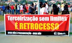 Fórum Sindical promove ato contra reformas de Temer neste sábado