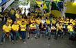 Metalúrgicos torcem pelo Brasil
