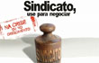 Sindicato: Use para negociar