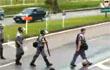 Repressão Policial em protesto no Grupo Schaeffler
