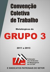 Convenção Coletiva G3 2011-2013