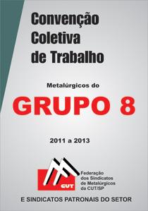 Convenção Coletiva G8 2011-2013