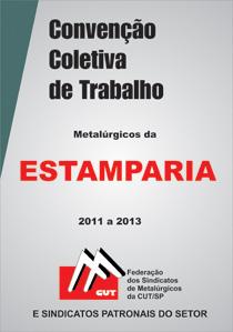 Convenção Coletiva Estamparia 2011-2013