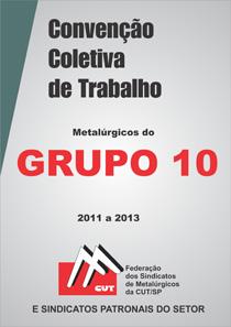 Convenção Coletiva G10 2011-2013