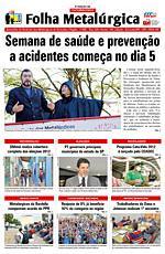 Folha Metalúrgica - Número 692