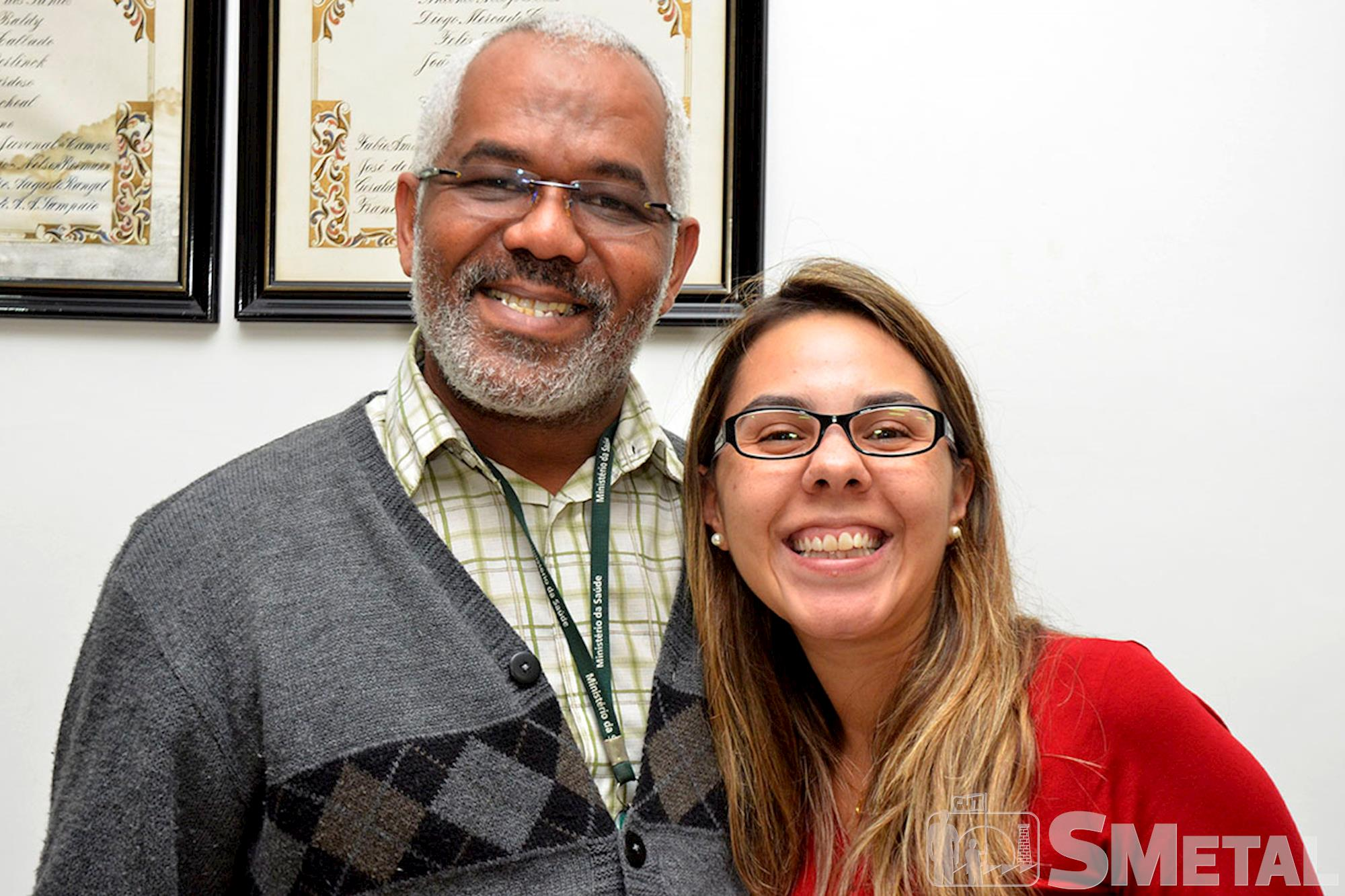 Zé Marcos e Osana Feitosa Leite, Sessão Solene na Câmara de Sorocaba comemora 30 anos de CUT
