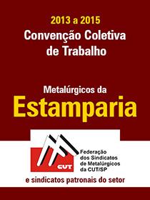 Convenção Coletiva 2013 - Estamparia