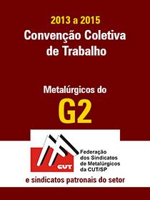 Convenção Coletiva 2013 - G2
