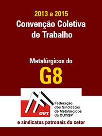 Convenção Coletiva 2013 - G8