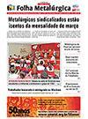 Folha Metalúrgica nº 740
