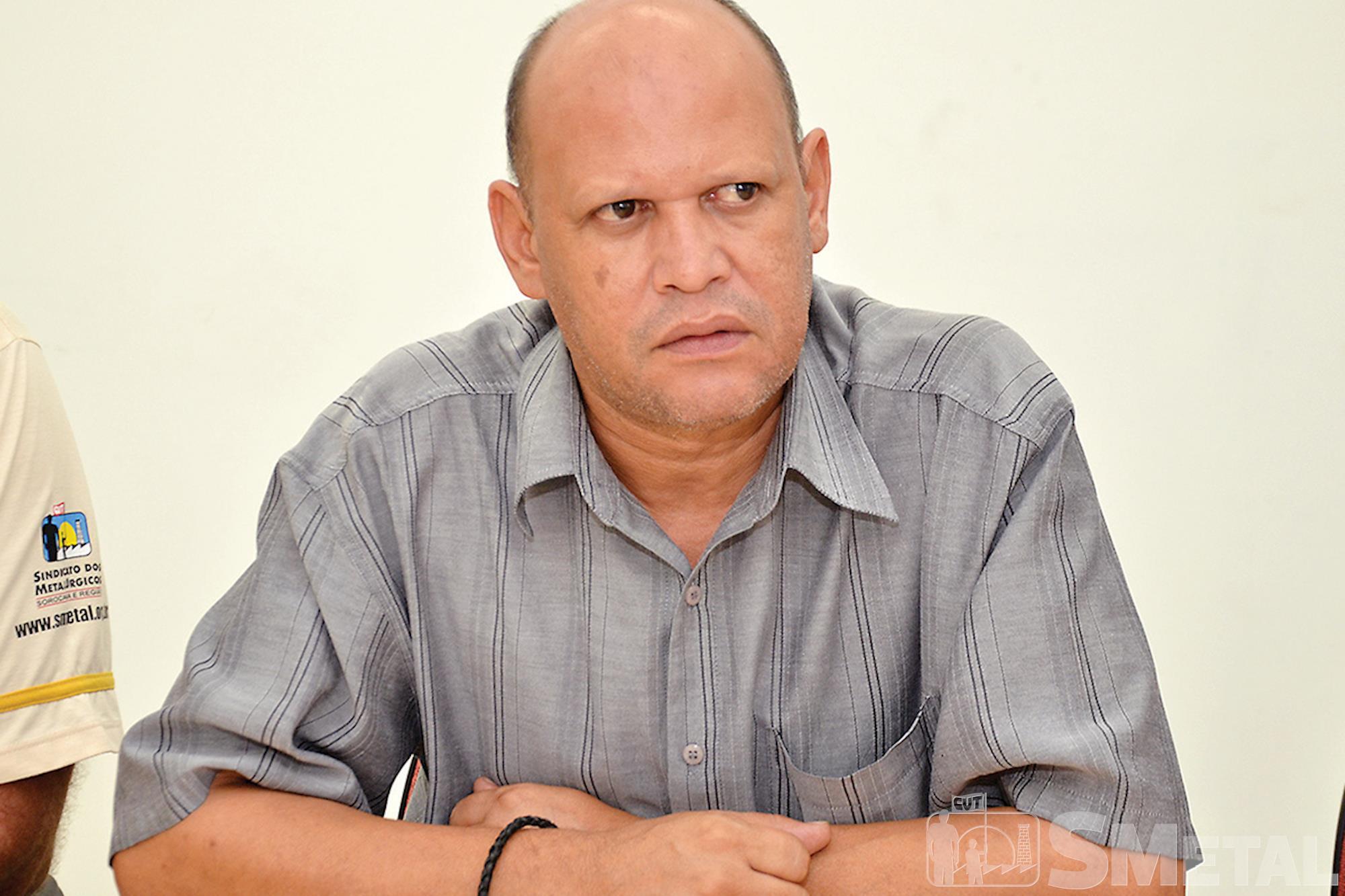 Ademilson Terto da Silva,  presidente do SMetal Sorocaba, Conhecimento qualificado é a base da democracia