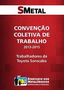 Convenção Coletiva Toyota - 2013-2015