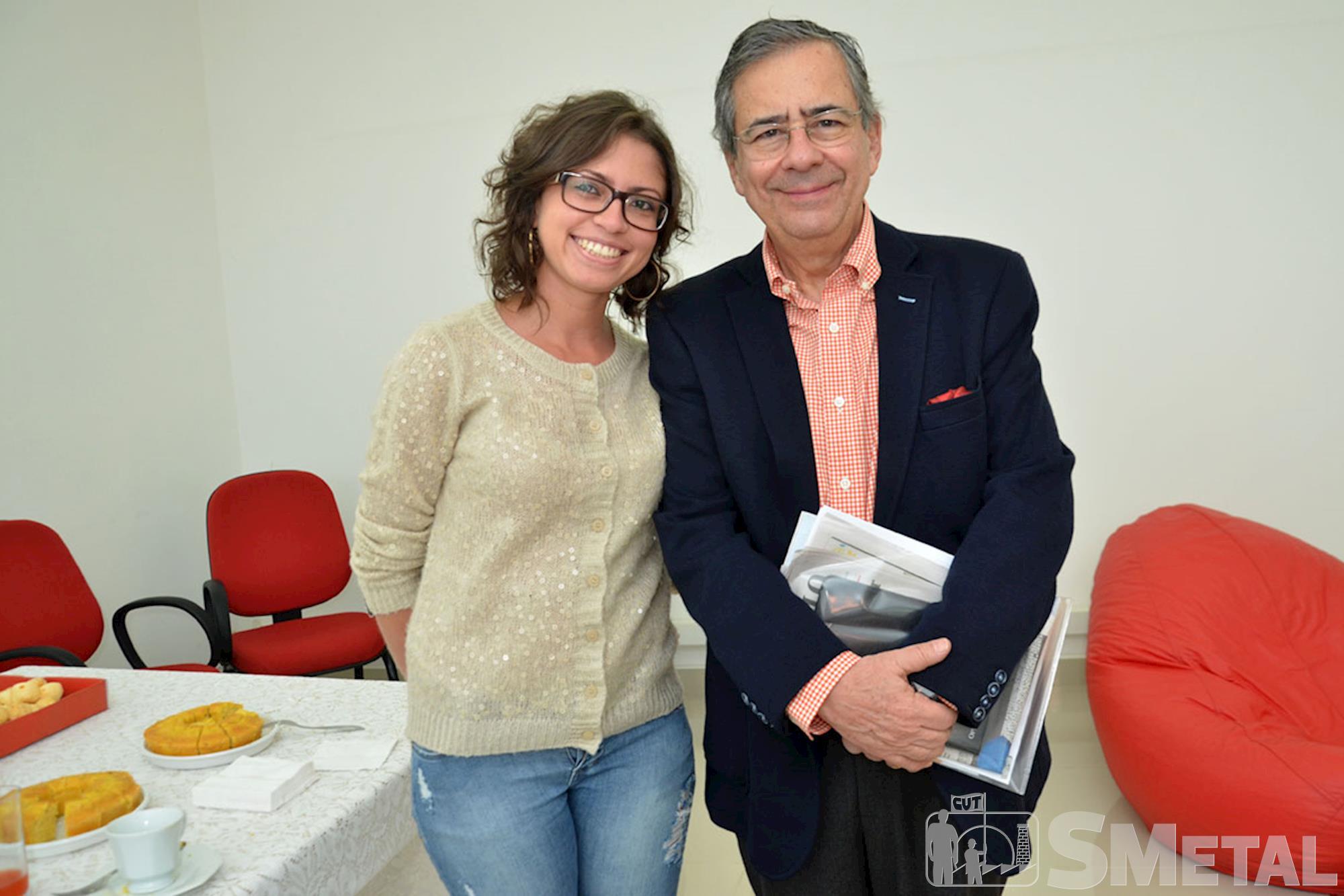 Palestra Paulo Henrique Amorim