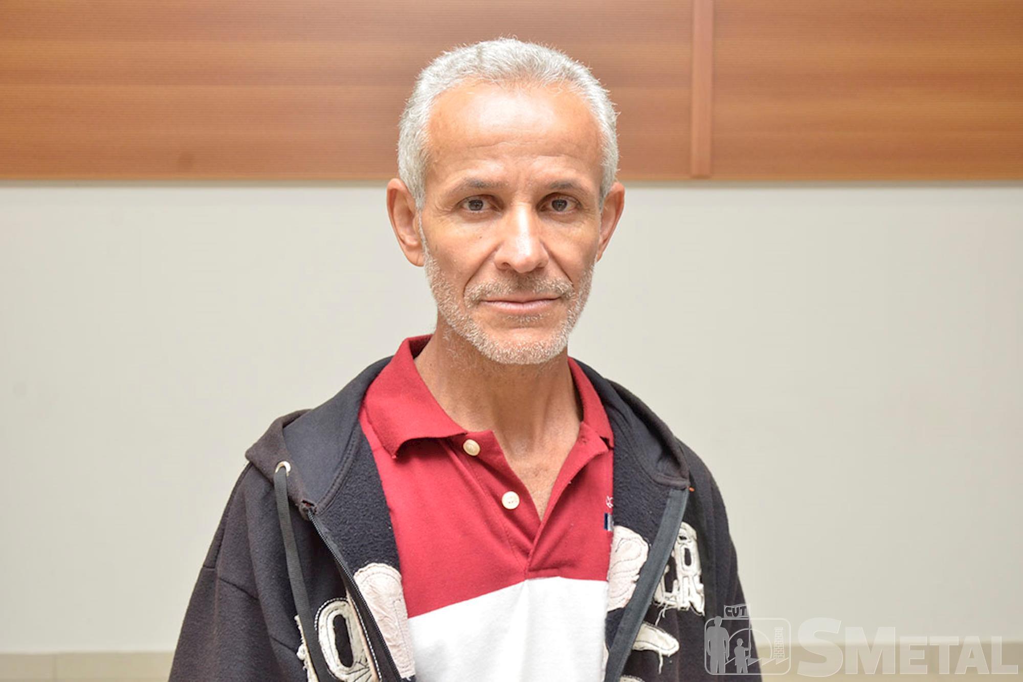 Metalúrgico aposentado da Dynapac,  Ataide Alves da Silva,  56 anos,  e pai do Vitor Ferreira,  vencedor do torneio, Estudante Jean Ferreira é campeão do Futgame