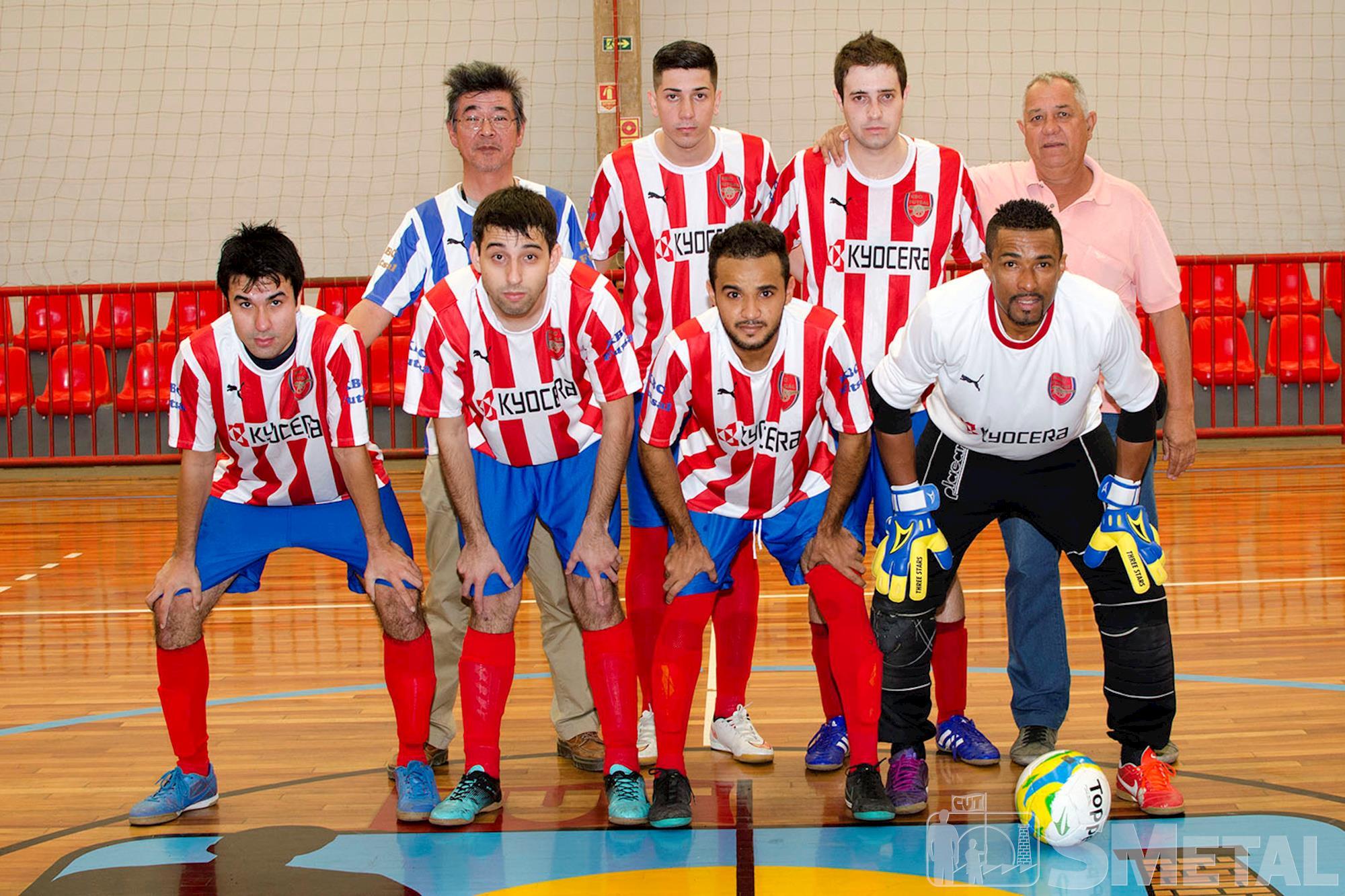 E.C. Laranjeiras Linha 42 e KBC Futsal disputam final do futsal