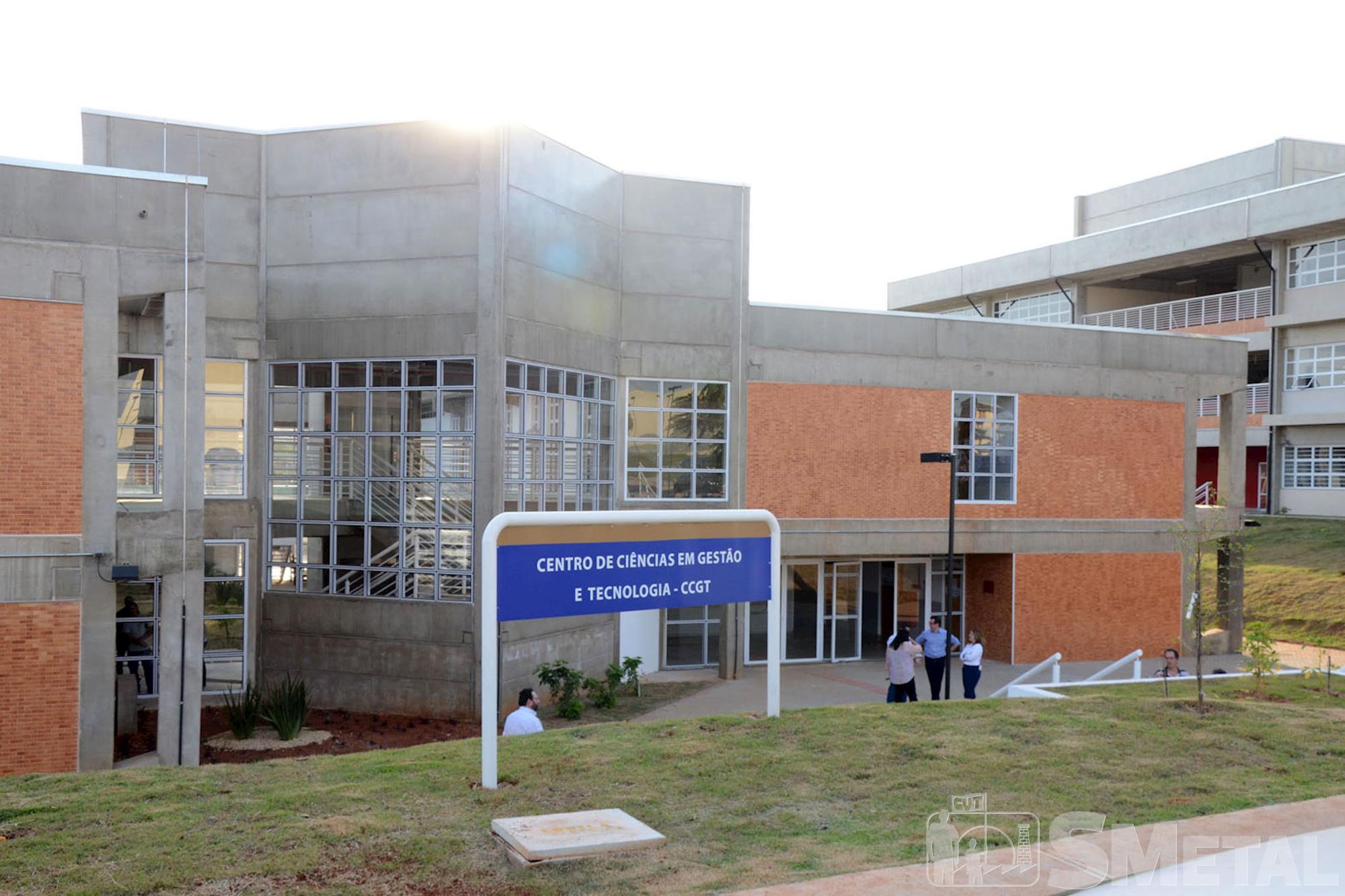 UFSCar inaugura três novos prédios em Sorocaba