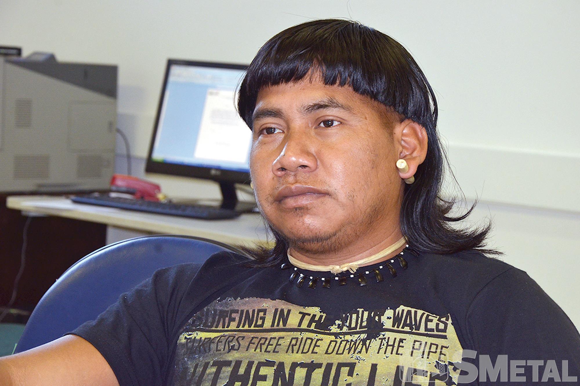 José Robri quer retornar para a tribo e contribuir para fortalecimentos de sua cultura, Indígenas: Resistência e preservação cultural