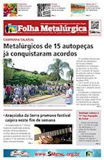 Folha Metalúrgica - Número 814