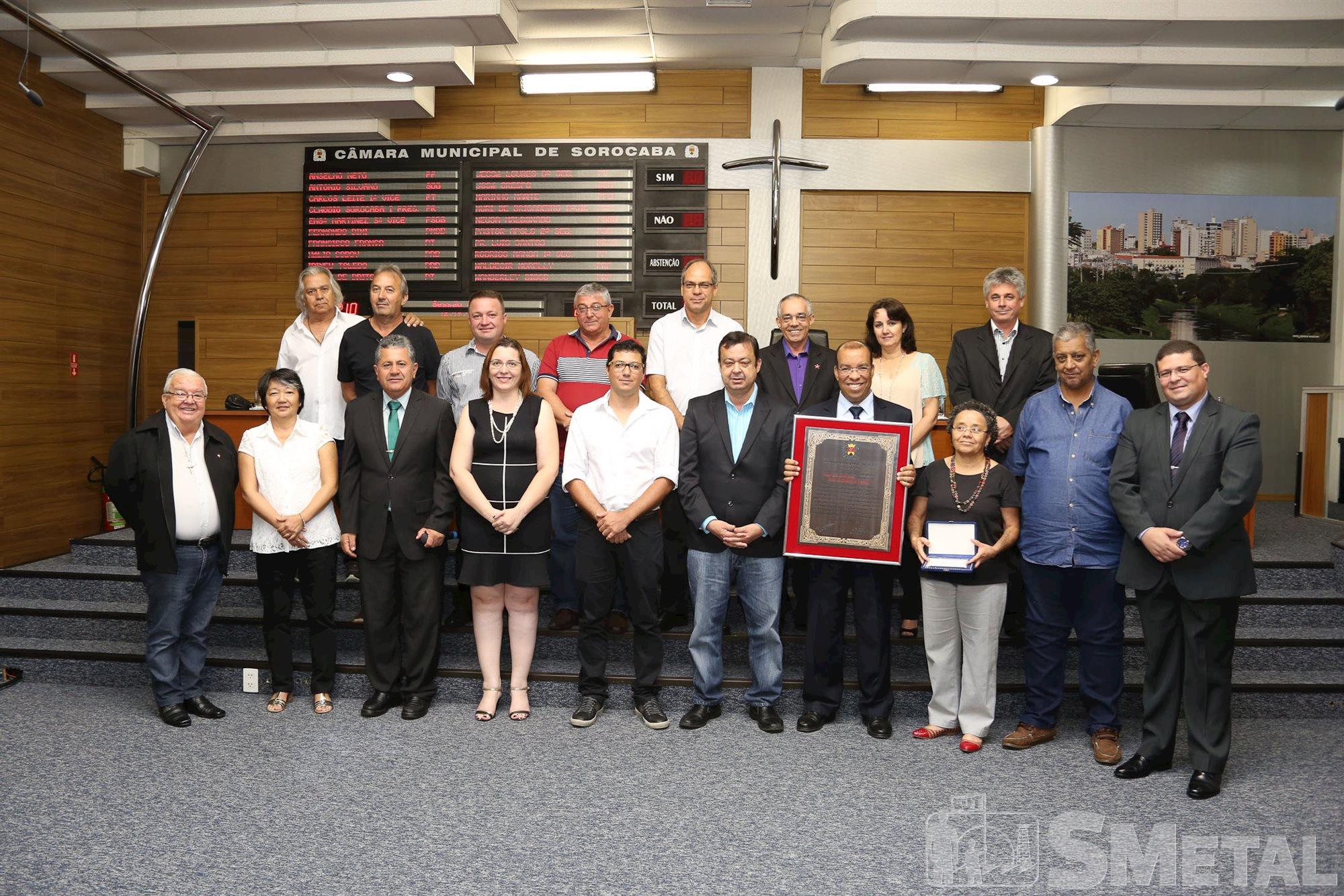 Solenidade comemora 10 anos de fundação do Banco de Alimentos