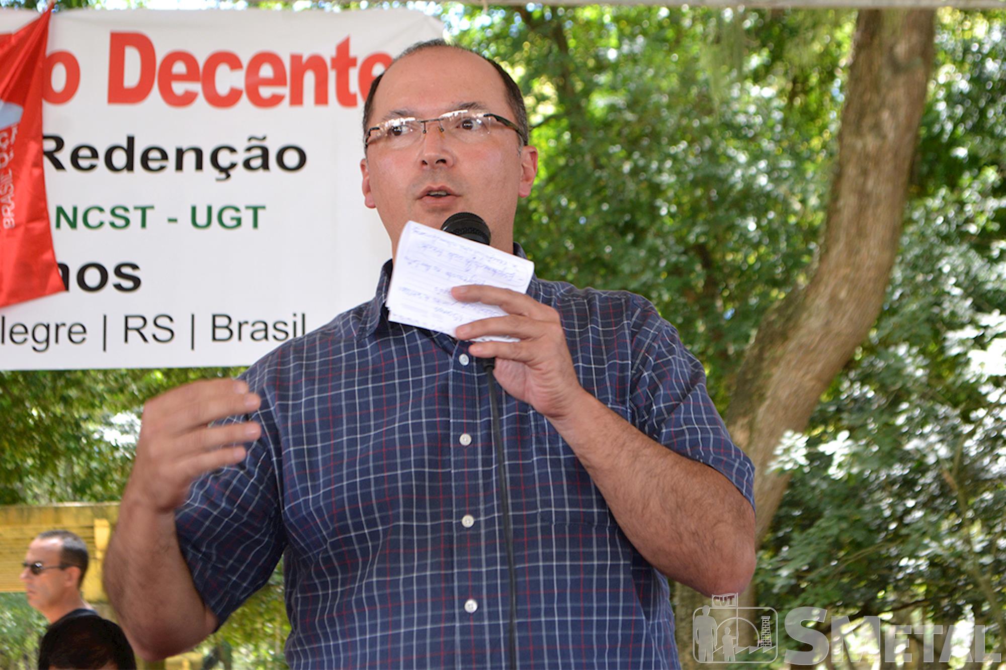 Oficina debate os desafios dos trabalhadores na América Latina