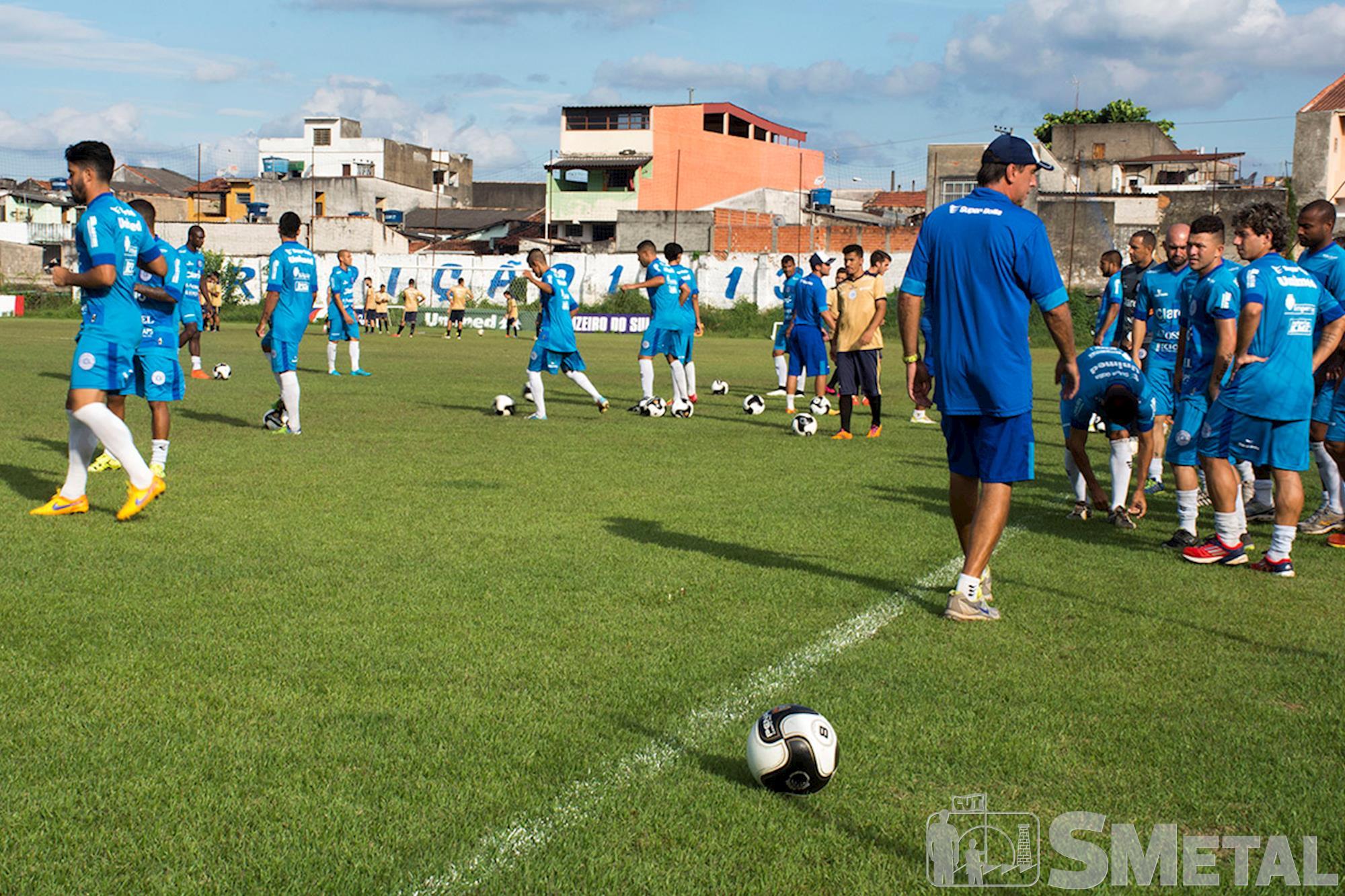 Paulo Roberto e Henal comentam a boa fase do São Bento na série A1