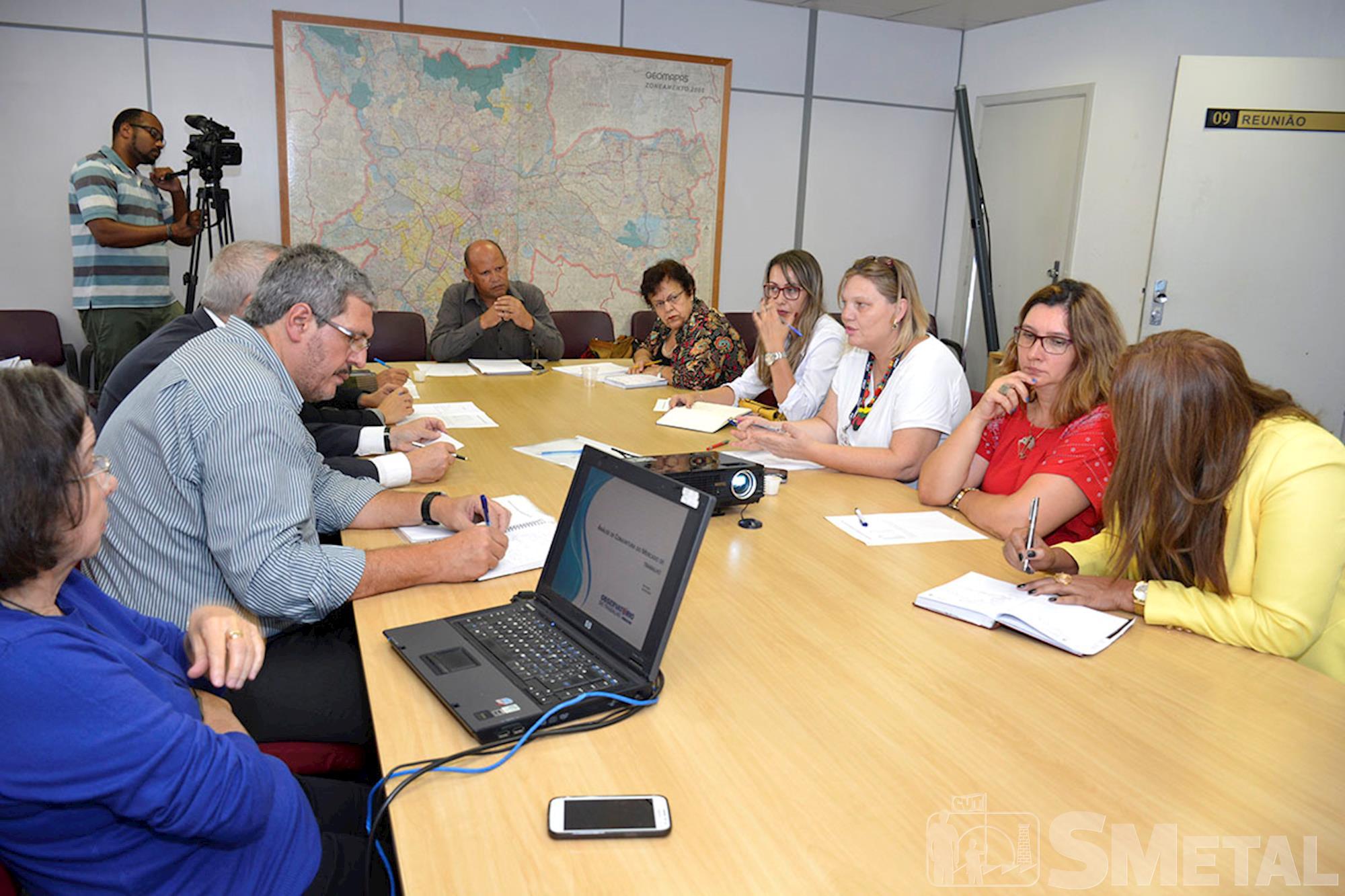 Terto assume presidência da Comissão Municipal de Emprego em São Paulo
