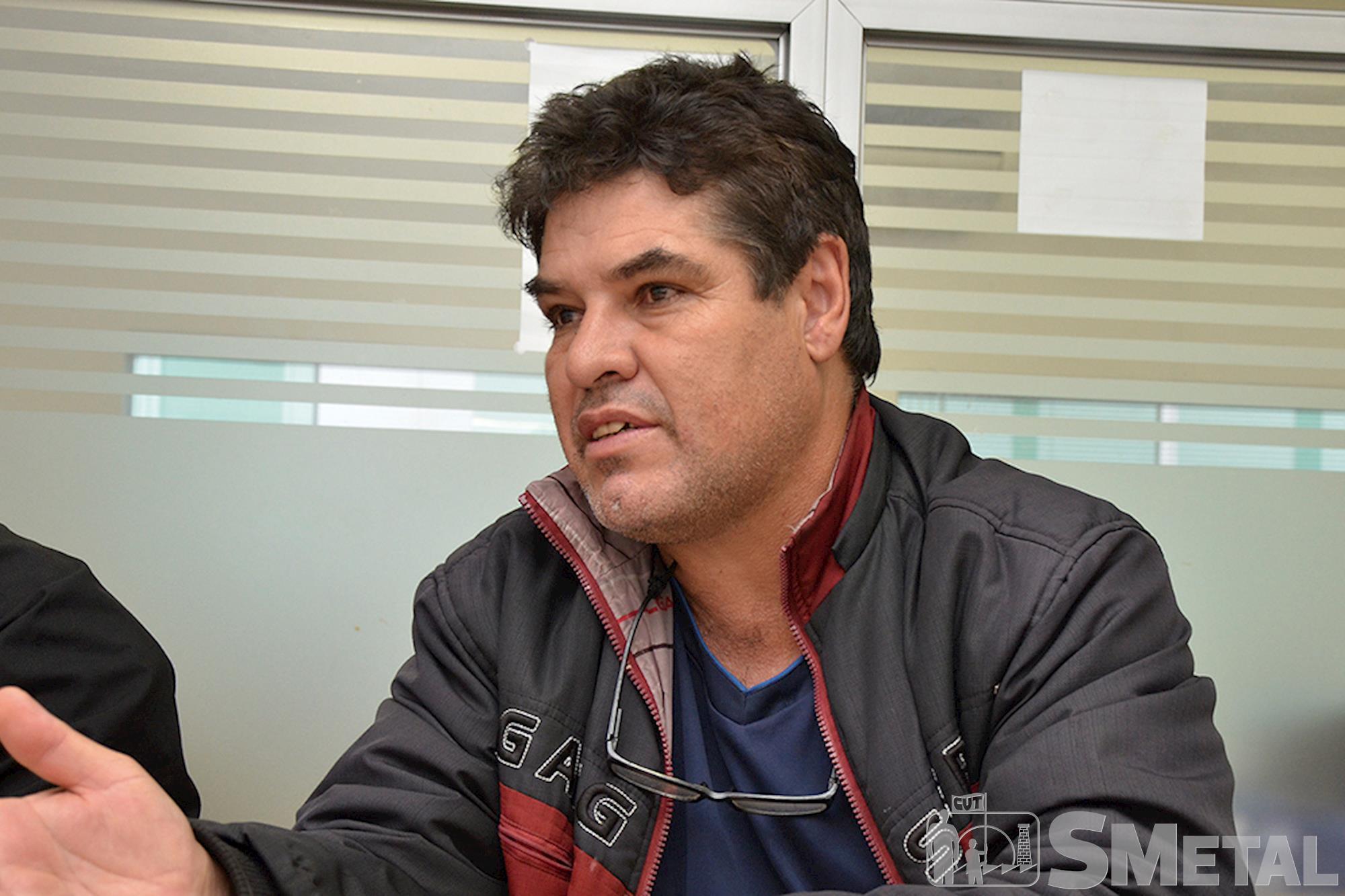 Coordenador regional do Sifuspesp,  Geraldo Arruda, Sistema prisional: um drama de toda a sociedade