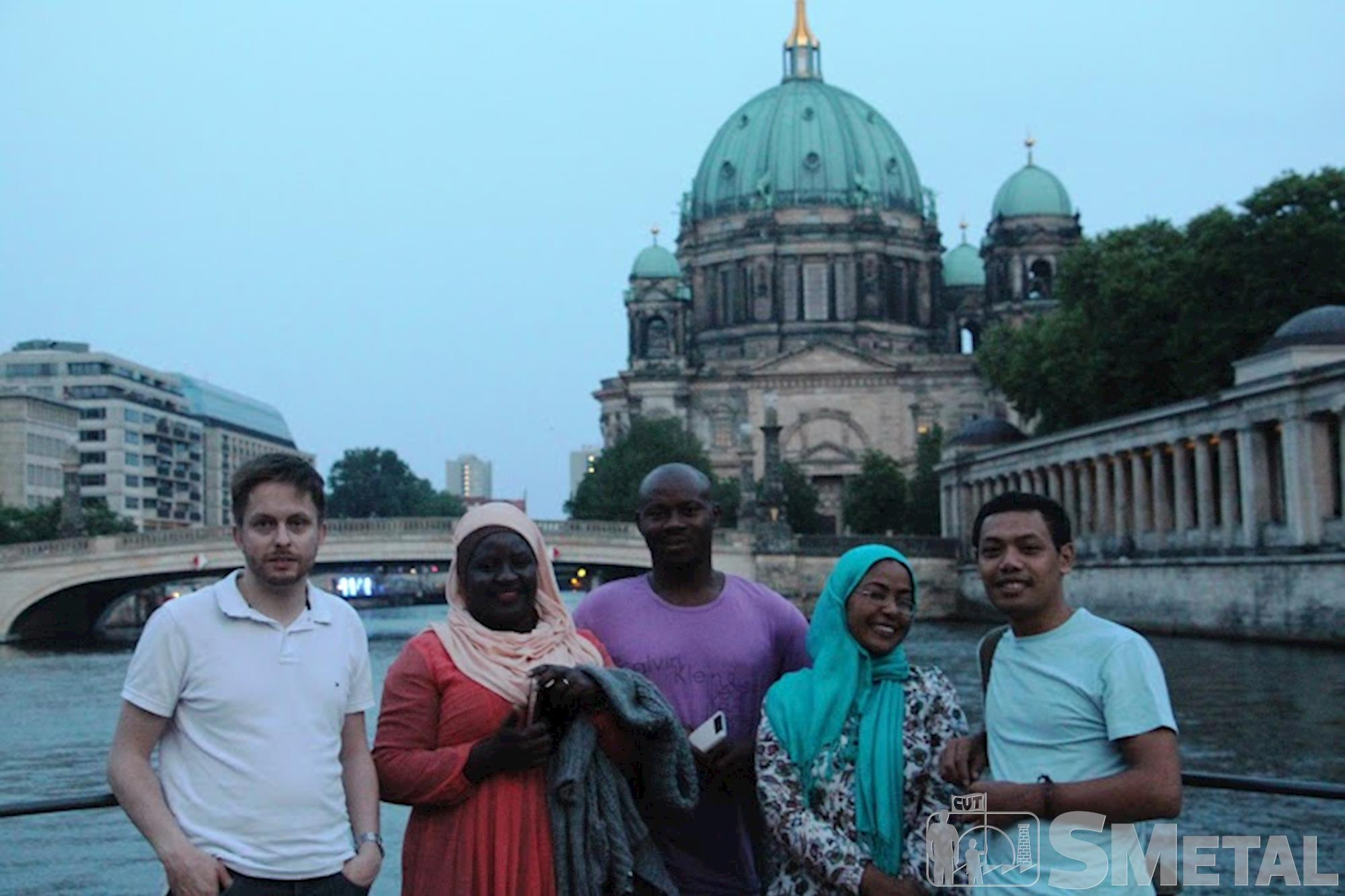 Economista do Dieese/SMetal participa de curso sobre globalização