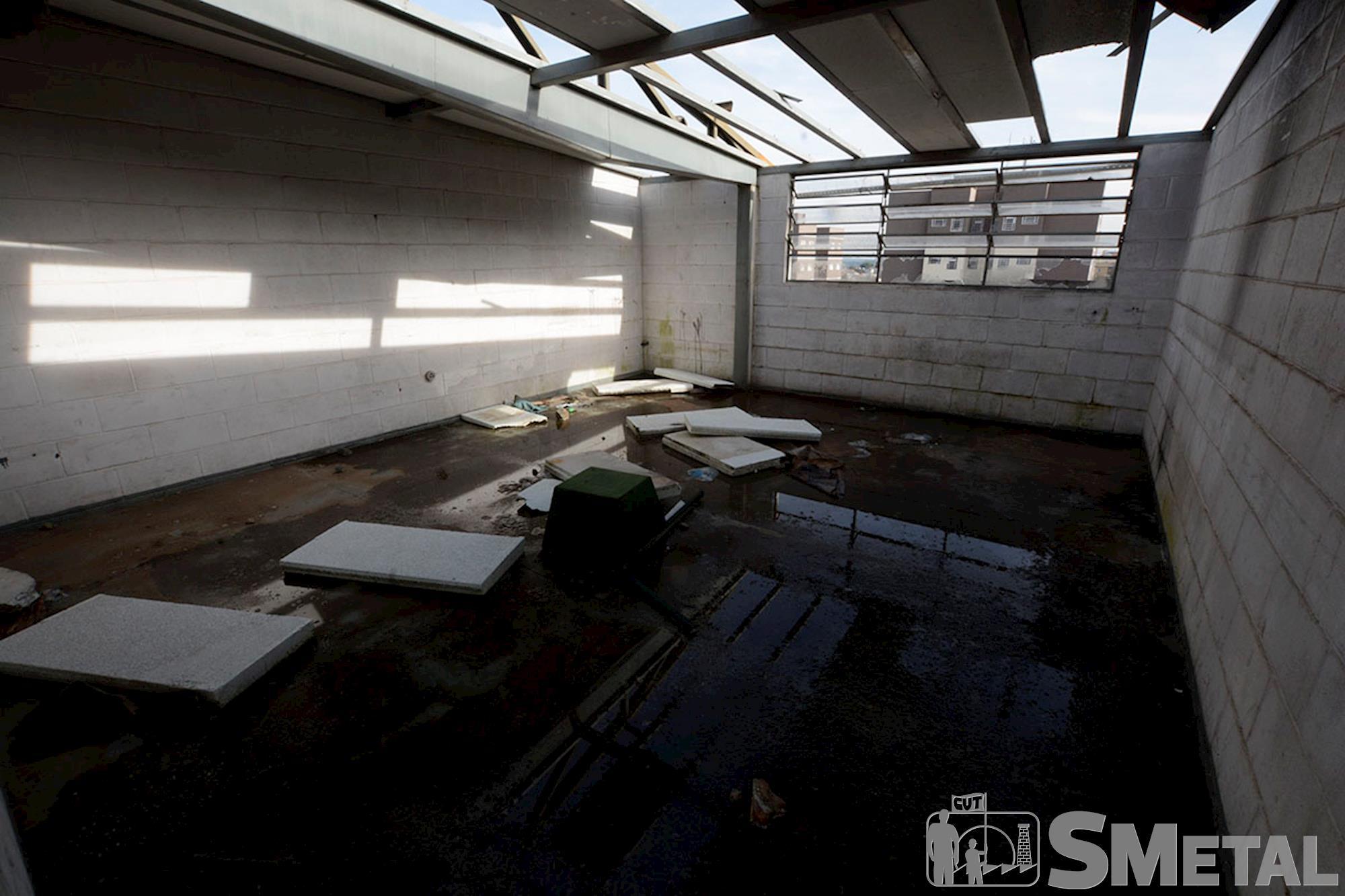 Izídio constata que não há indícios de obras do hospital municipal