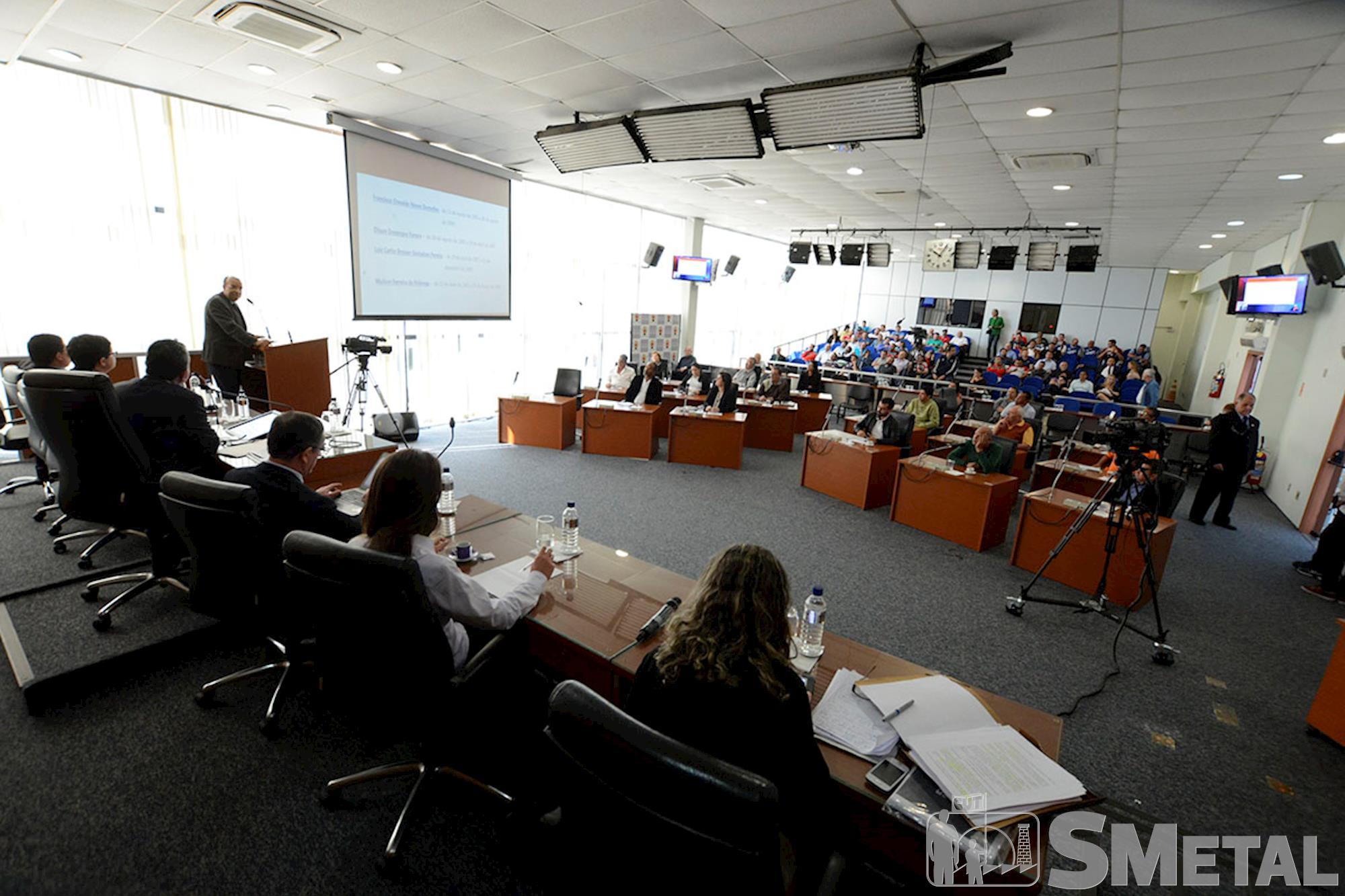Audiência pública sobre a reforma da previdência social