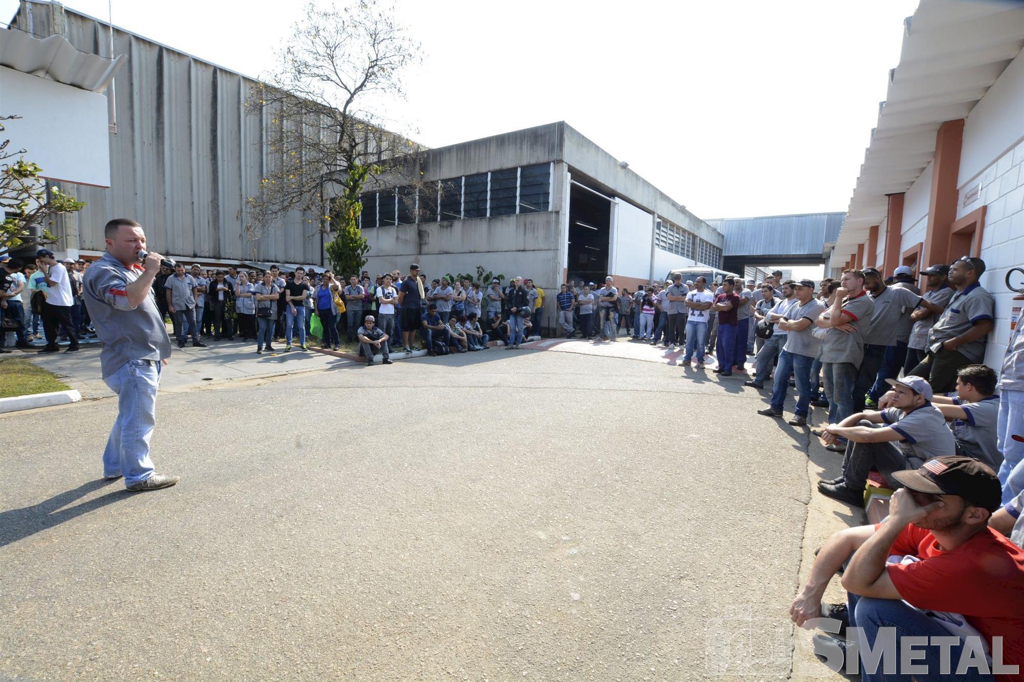 Assembleia de aprovação de PPR na PGG aconteceu nesta quarta-feira,  dia 23, Trabalhadores de duas fábricas de Sorocaba aprovam PPR