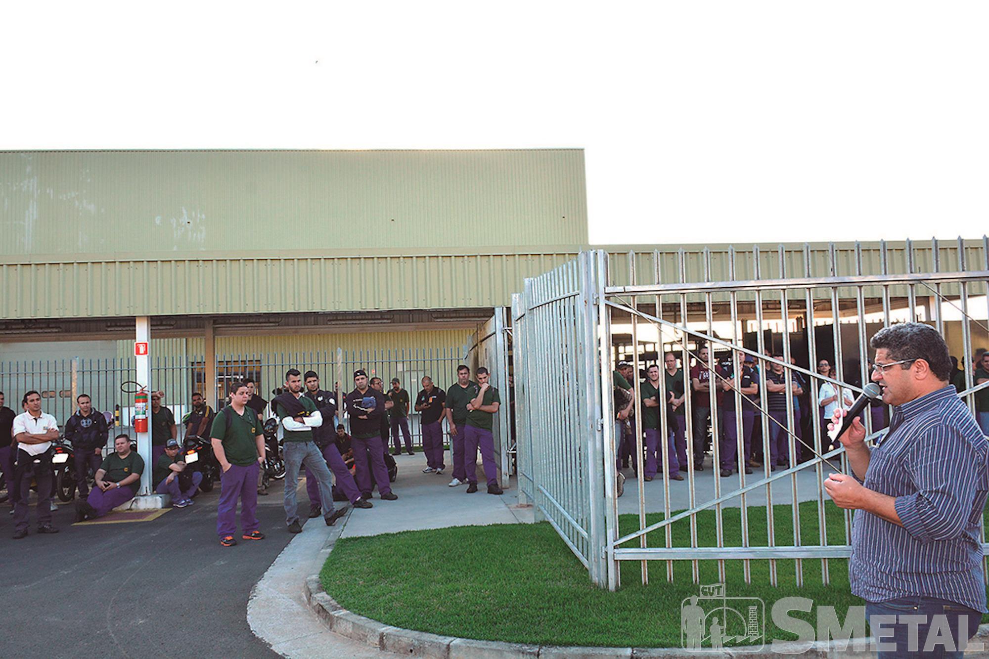 Assembleias da Campanha Salarial mobilizam 23 mil metalúrgicos