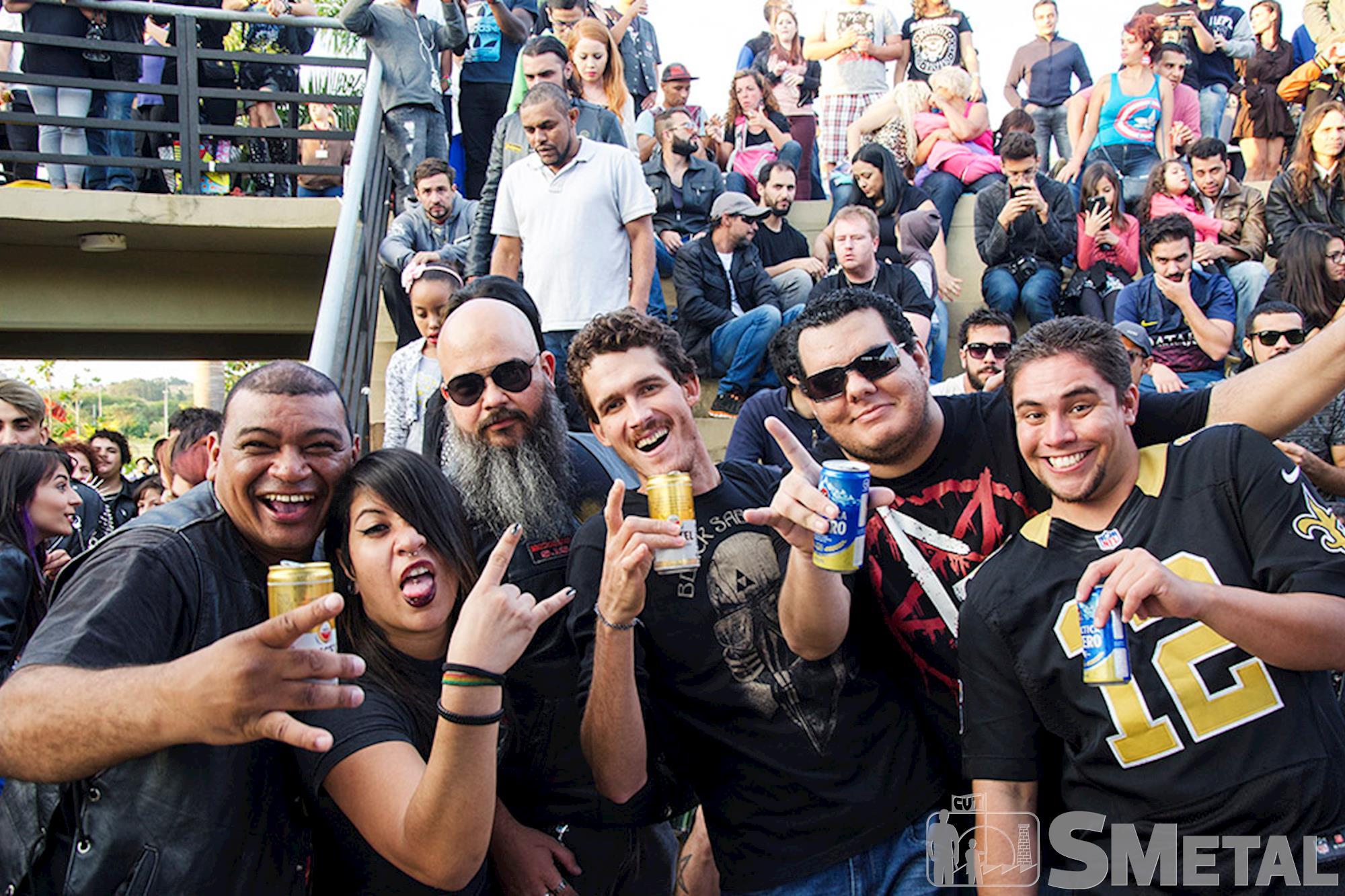 11ª edição Rock dos Metalúrgicos no Parque das Águas