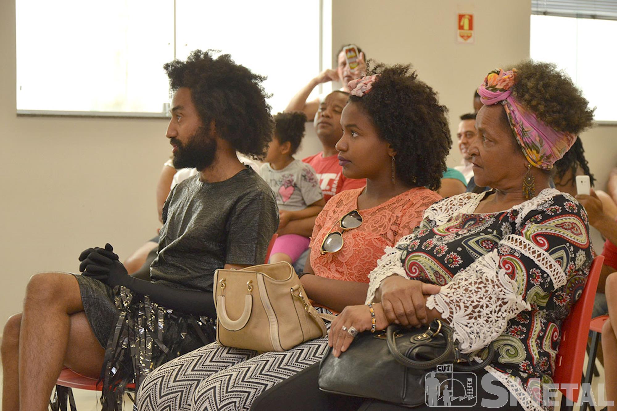 Dia da Consciência Negra é comemorado no SMetal