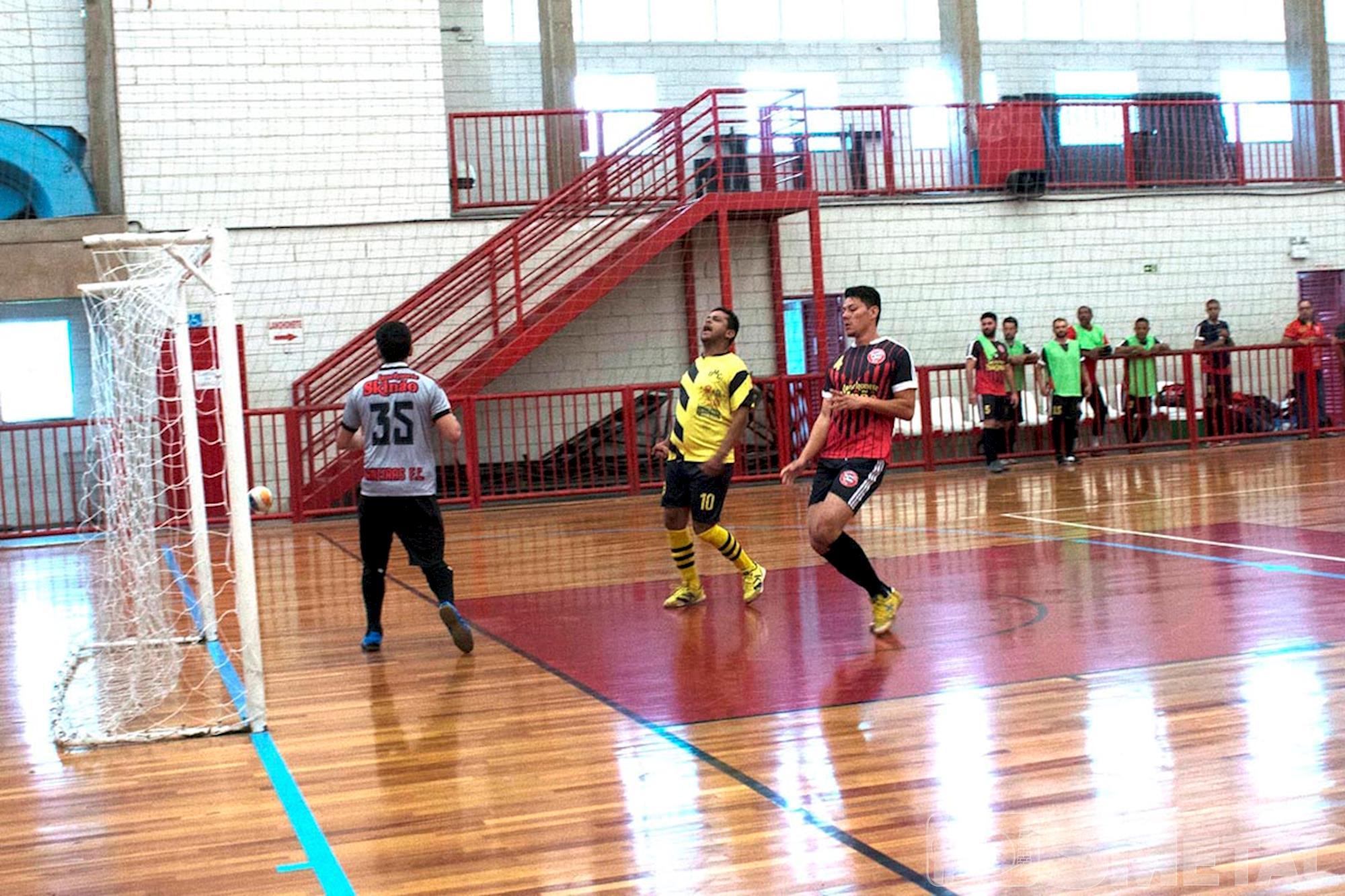 Semifinal da 12ª Taça Papagaio
