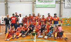 Final da 12ª Taça Papagaio do SMetal