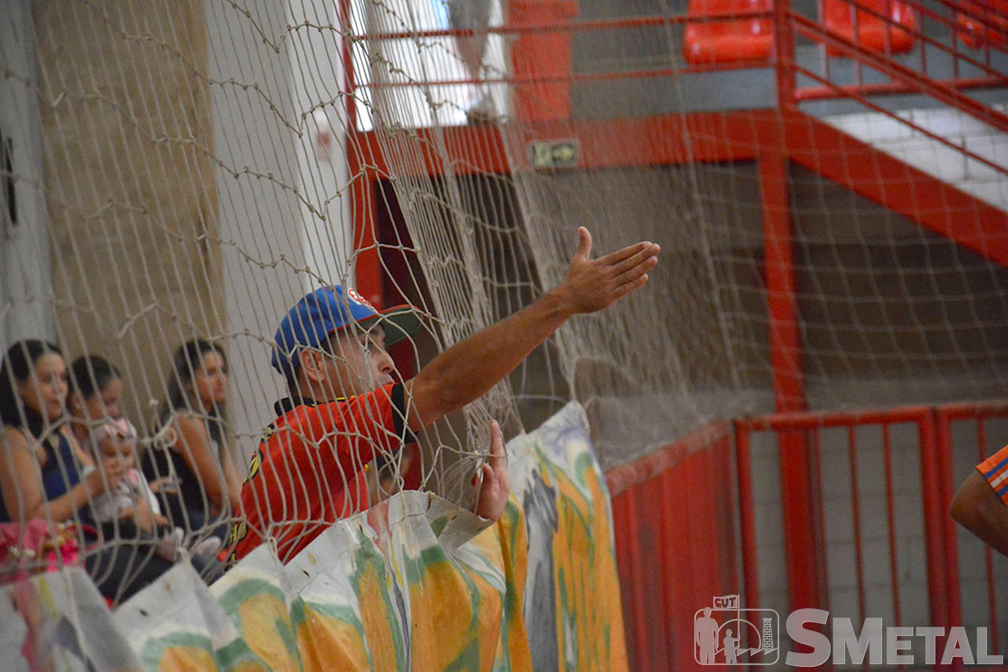 Final da 12ª Taça Papagaio do SMetal, Final da 12ª Taça Papagaio do SMetal