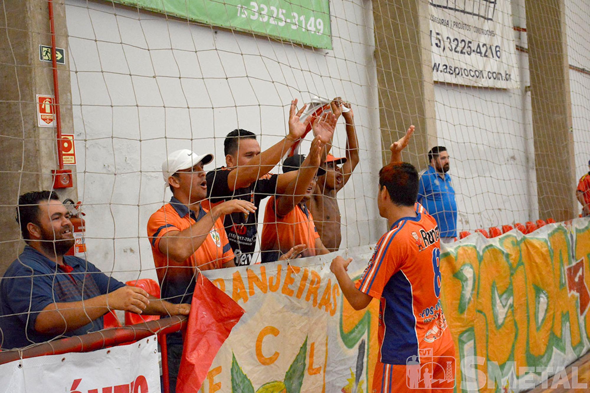 Laranjeiras Linha 42, Final da 12ª Taça Papagaio do SMetal