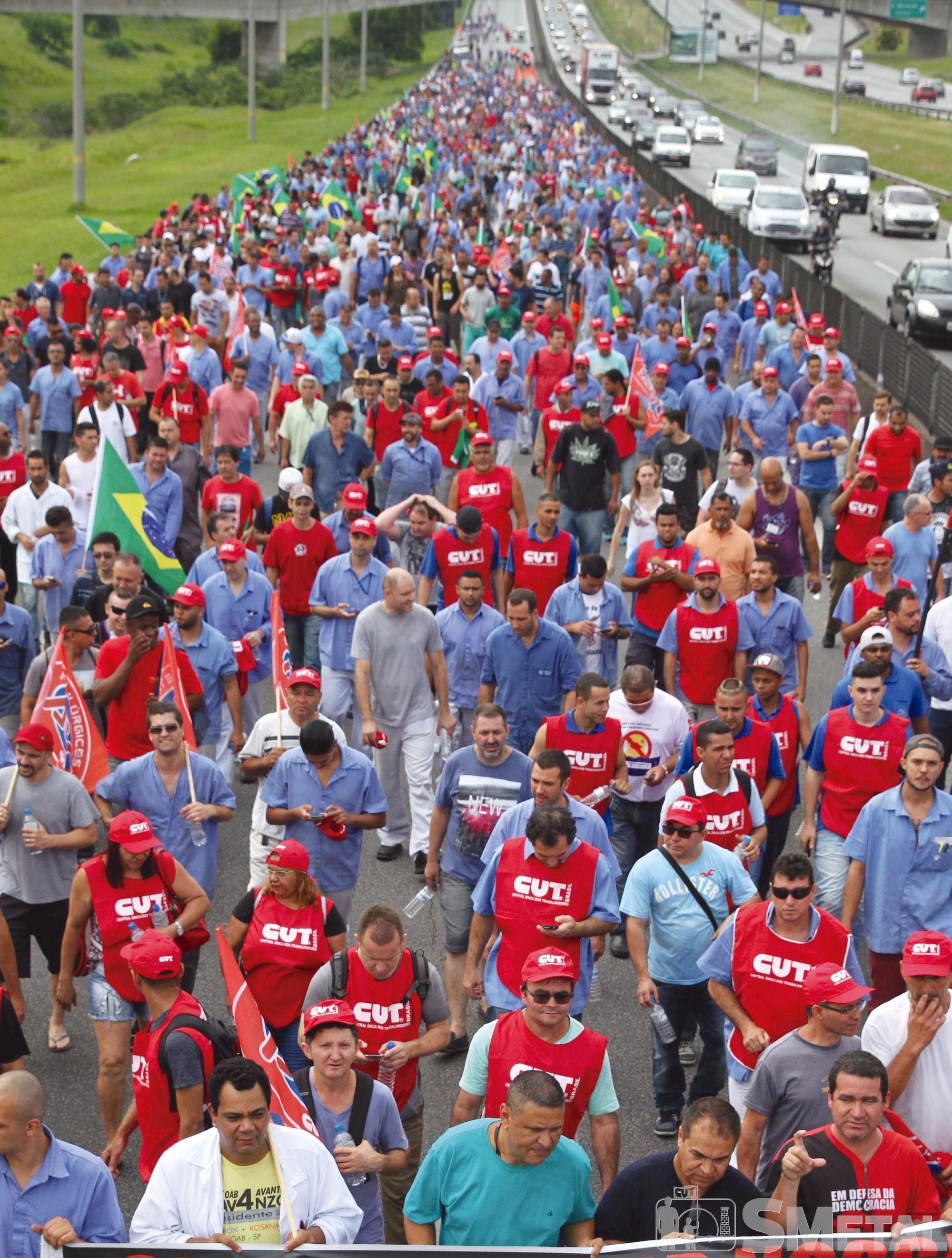 Reforma, Previdência, Marcha, Mobilização,