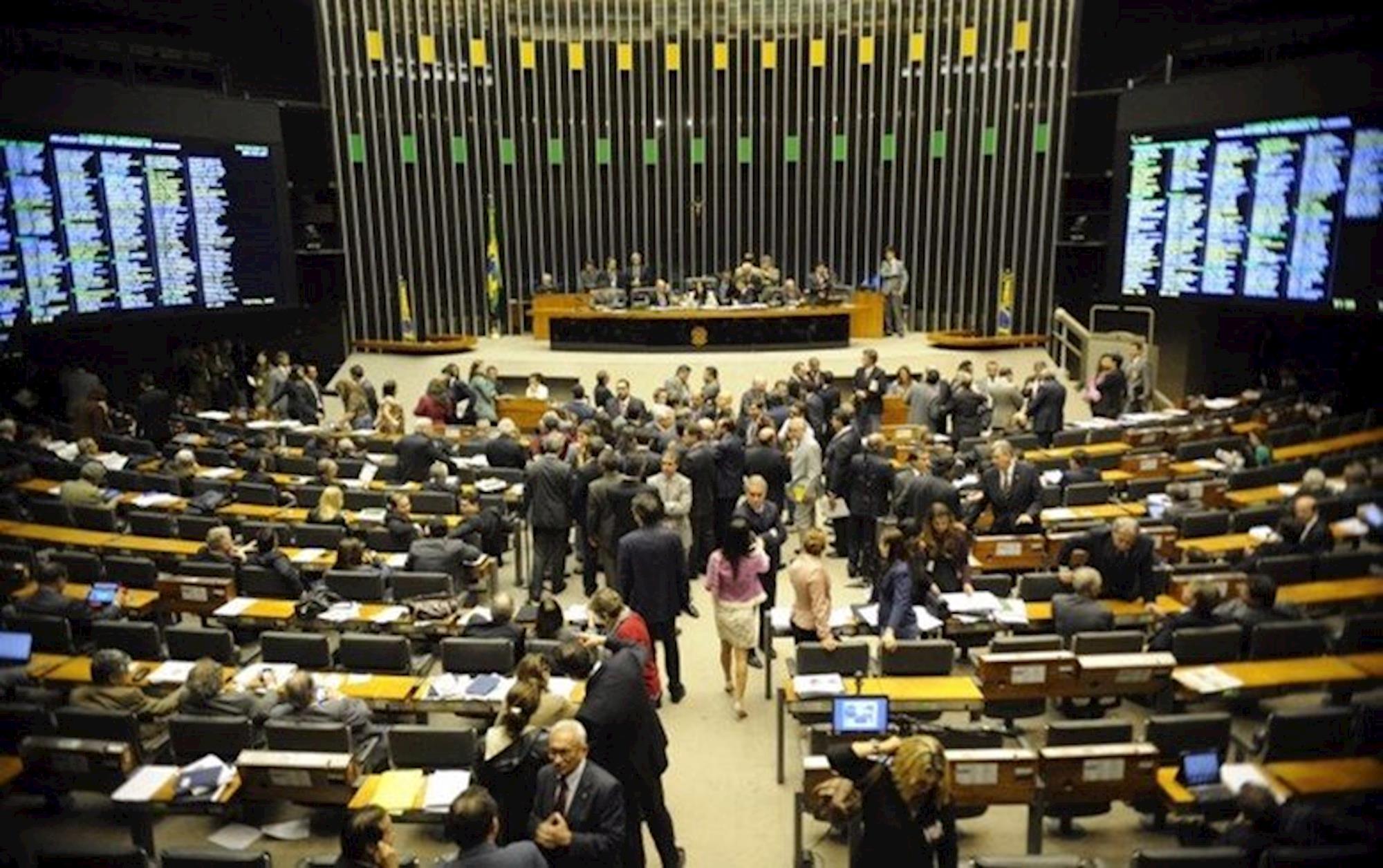 câmara, deputados, plenário, FABIO RODRIGUES POZZEBOM/AGÊNCIA BRASIL
