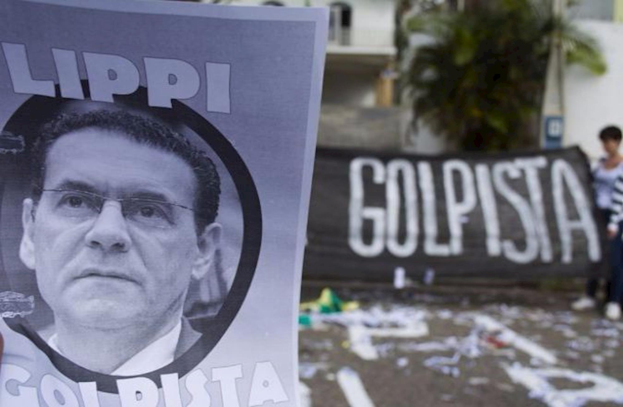 Vitor, Lippi, Terceirização, Leandro Gonçalves / Levante Popular da Juventude