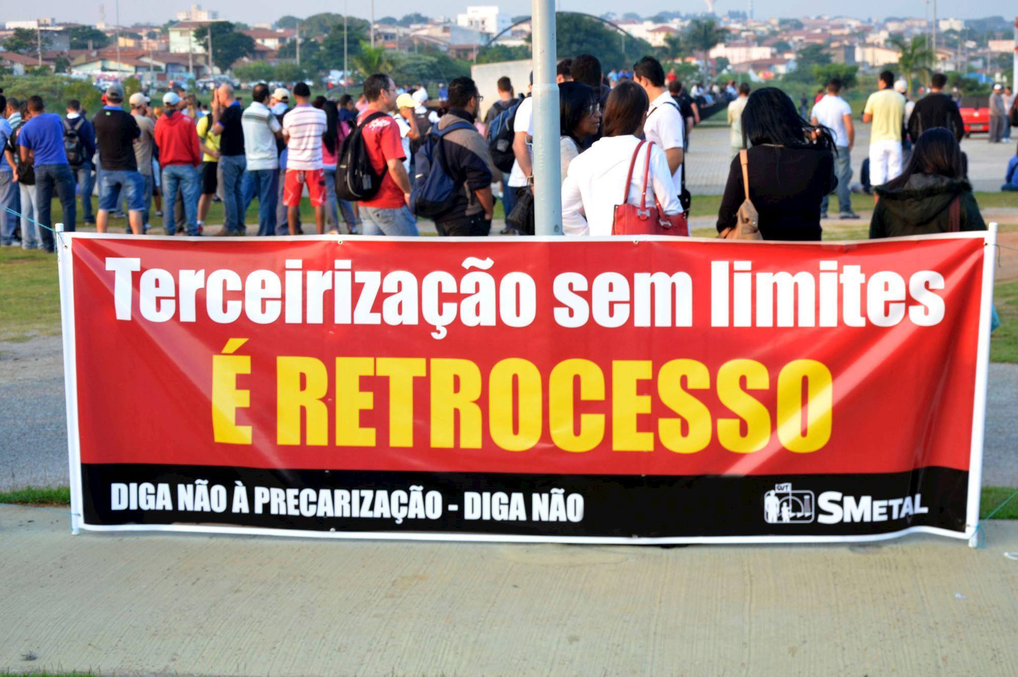 SMetal, Foguinho / Imprensa SMetal