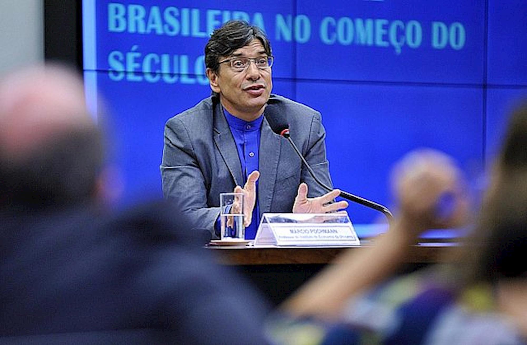 Pochmann, Márcio, previdência, Alex Ferreira/Camara dos Deputados