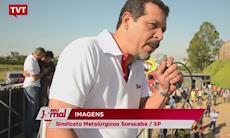 TVT - Metalúrgicos de Sorocaba aprovam participação em greve geral