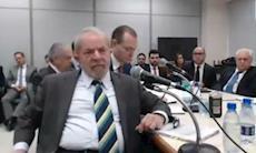 Assista ao depoimento de Lula a Sérgio Moro em 19 minutos